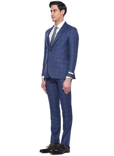 Beymen Collection Takım Elbise Mavi
